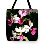 Dainty Orchids Tote Bag