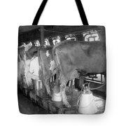 Dairy Farm, C1920 Tote Bag