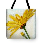 Daises From The Past Tote Bag