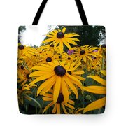 Daisies From Niagara Tote Bag