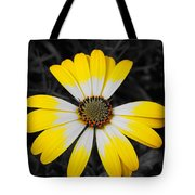 Daisy Crown Tote Bag
