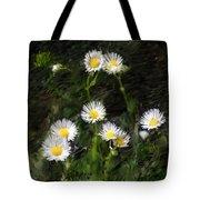 Daisy Day Fantasy Tote Bag