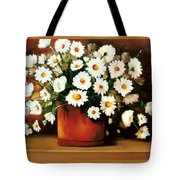 Daisy Doodle  Sold Tote Bag
