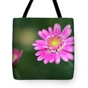 Daisy Flower Tote Bag by Pradeep Raja Prints
