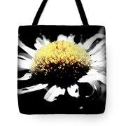 Daisy Gray Tote Bag