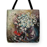 Daisy In Vase3 Tote Bag