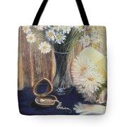 Daisy Love Tote Bag