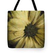 Daisy Luscious Tote Bag