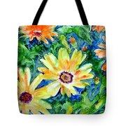 Daisy May Tote Bag