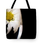 Daisy Under Glass Tote Bag