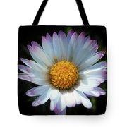 Daisy Under Sun Tote Bag