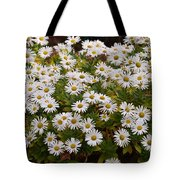 Daisy Wave Tote Bag