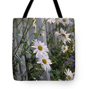Daisy's Escaping Tote Bag