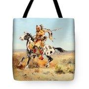 Dakota Chief Tote Bag