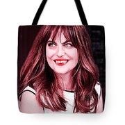Dakota Johnson Tote Bag