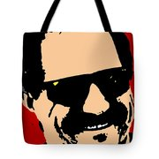 Dale Earnhardt Tote Bag