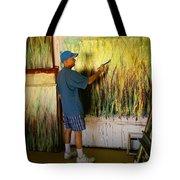 Dale Painting Tote Bag