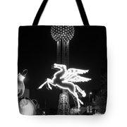 Dallas Pegasus Reunion 121517 Tote Bag