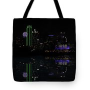Dallas 2018 And 4 Minutes Tote Bag