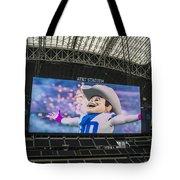 Dallas Cowboys Rowdy Tote Bag
