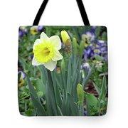 Dallas Daffodils 63 Tote Bag
