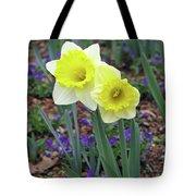 Dallas Daffodils 78 Tote Bag