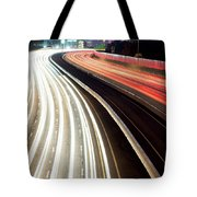Dallas Morning Rush 122117 Tote Bag