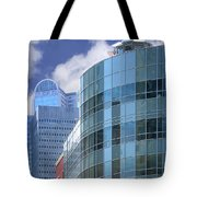 Dallas Skyscrapers  Tote Bag