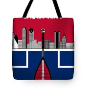 Dallas Squash T-shirt-1 Tote Bag