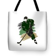 Dallas Stars Player Shirt Tote Bag