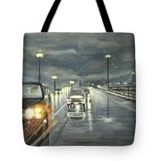 Dallas Traffic Tote Bag