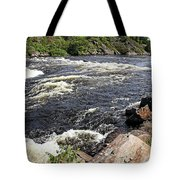 Dalles Rapids French River I Tote Bag