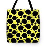 Dalmatian  Black Pattern 05-p0173 Tote Bag