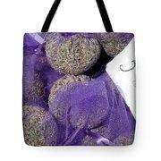 Dalmatian Lavender Tote Bag