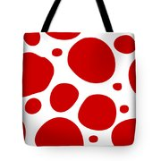 Dalmatian Pattern With A White Background 02-p0173 Tote Bag