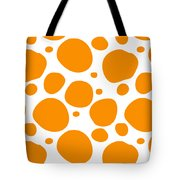 Dalmatian Pattern With A White Background 03-p0173 Tote Bag