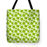 Dalmatian Pattern With A White Background 09-p0173 Tote Bag