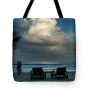 Daluyan Resort On Sabang Beach Tote Bag