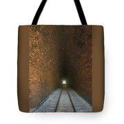 Dalveen Railway Tunnel 1880 Tote Bag