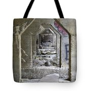 Dam Above Garwin Falls, Wilton, Nh Tote Bag