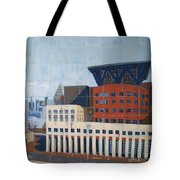 Dam Public Library Tote Bag