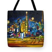 Dam Square Tote Bag