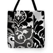 Damask Defined II Tote Bag