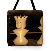 Damianos Bishop Mate Tote Bag by James Barnes