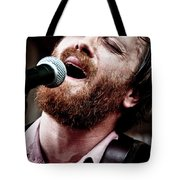Dan Auerbach And The Fast Five Performs At The Mean Eyed Cat Dur Tote Bag