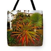 Dana Point Garden  Tote Bag