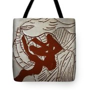 Dance - Tile Tote Bag