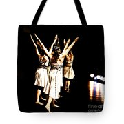 Dance - Y Tote Bag