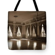 Dance Away Your Fears Tote Bag