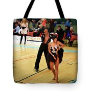 Dance Contest Nr 02 Tote Bag